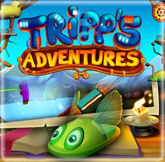 بازی کامپیوتری Tripps Adventures